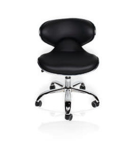 J&A J&A Euro Stool - Black