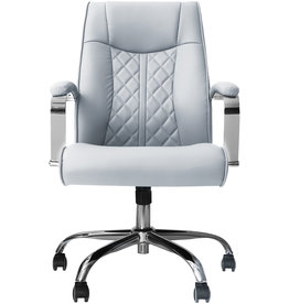 J&A J&A Monaco Customer Chair - Grey