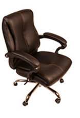 J&A J&A Venus Customer Chair - Black