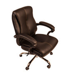 J&A J&A Venus Customer Chair - Black