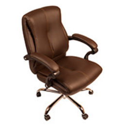 J&A J&A Venus Customer Chair - Chocolate