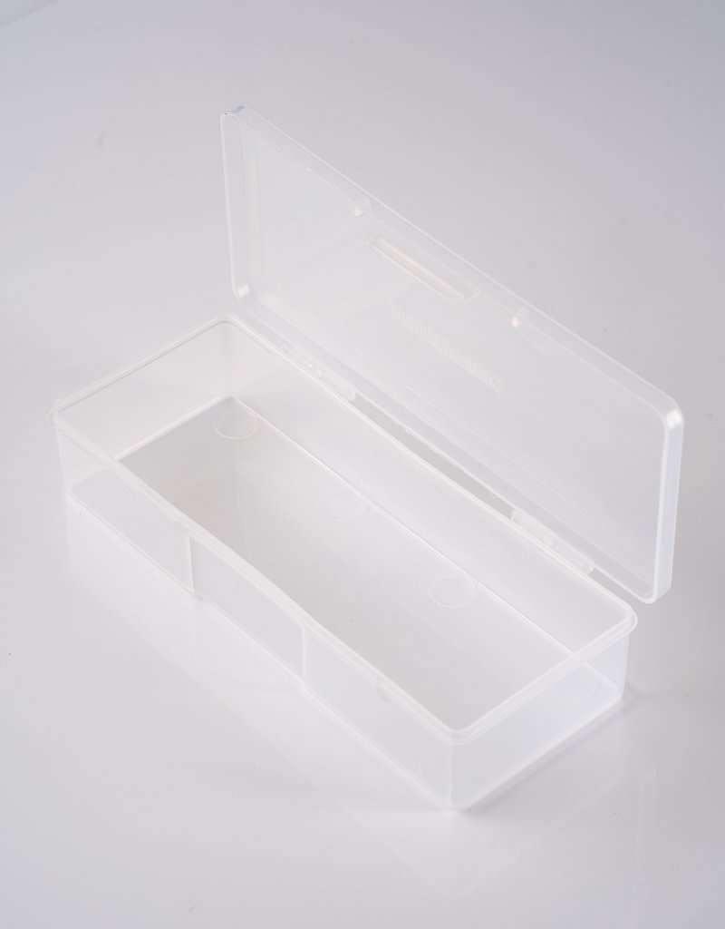ABS ABS Personal Box - Clear - Single
