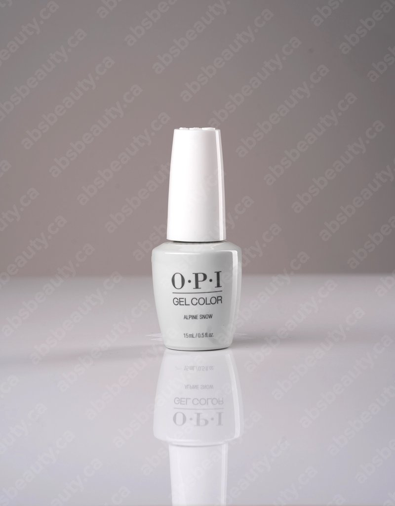 OPI OPI GC - Alpine Snow - 0.5oz