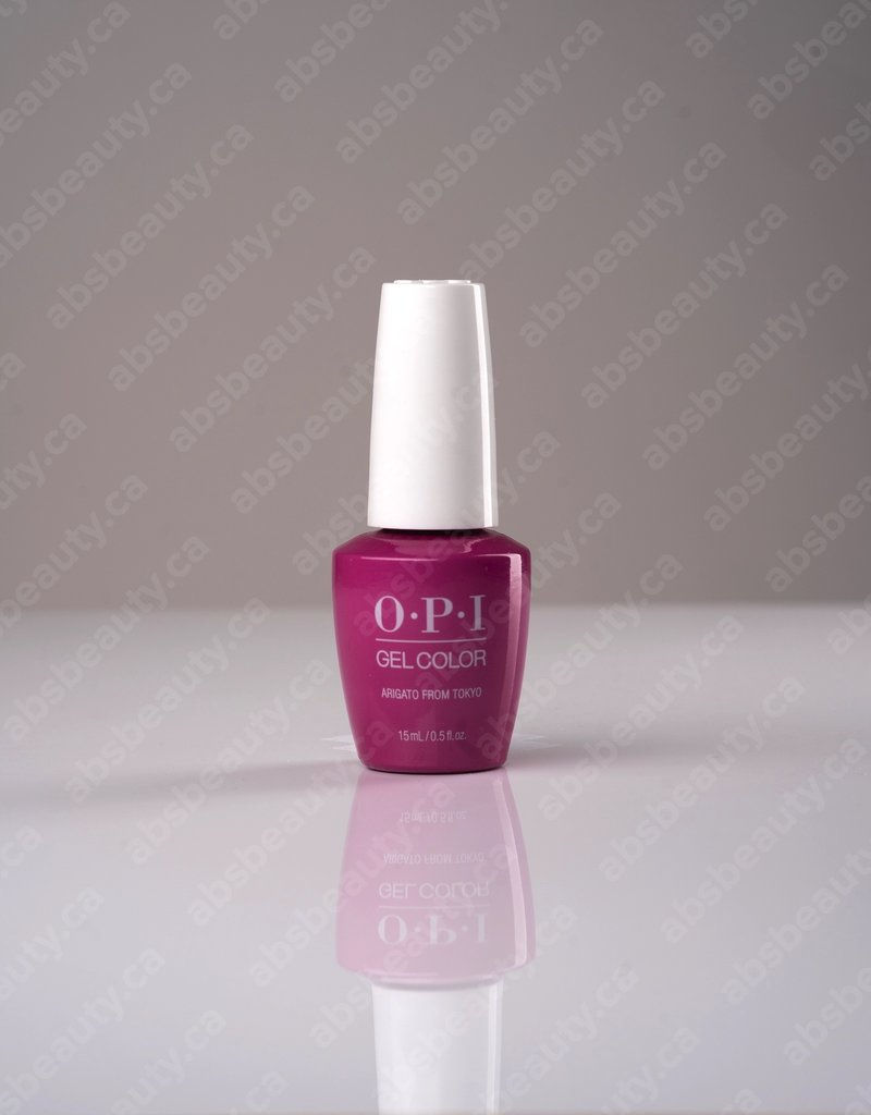 OPI OPI GC - Arigato From Tokyo - 0.5oz