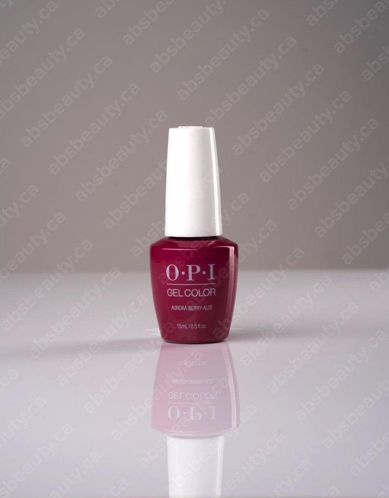 OPI OPI GC - Aurora Berry-Alis  - 0.5oz