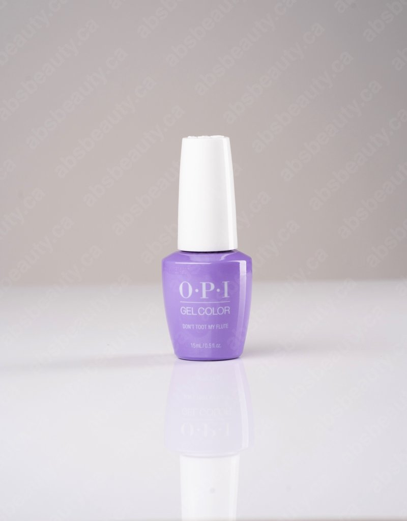 OPI OPI GC - Don't Toot My Flute - 0.5oz