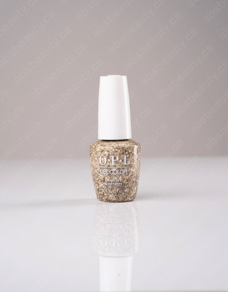 OPI OPI GC - Dreams On A Silver Platter - 0.5oz