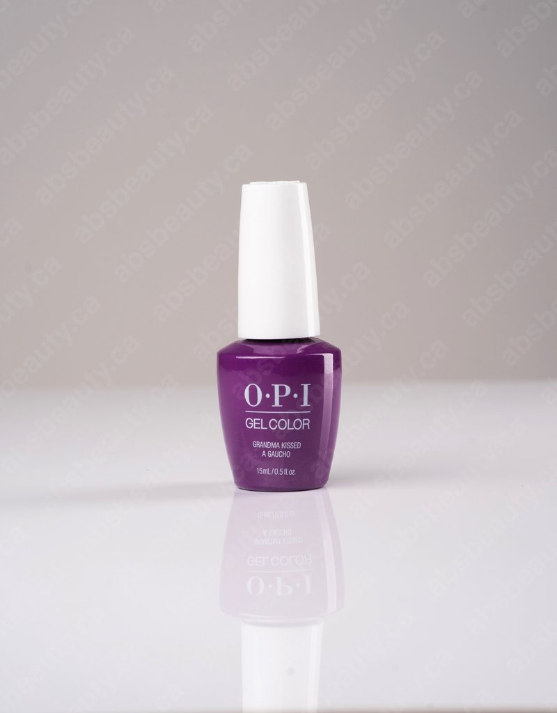 OPI OPI GC - Grandma Kissed A Gaucho - 0.5oz