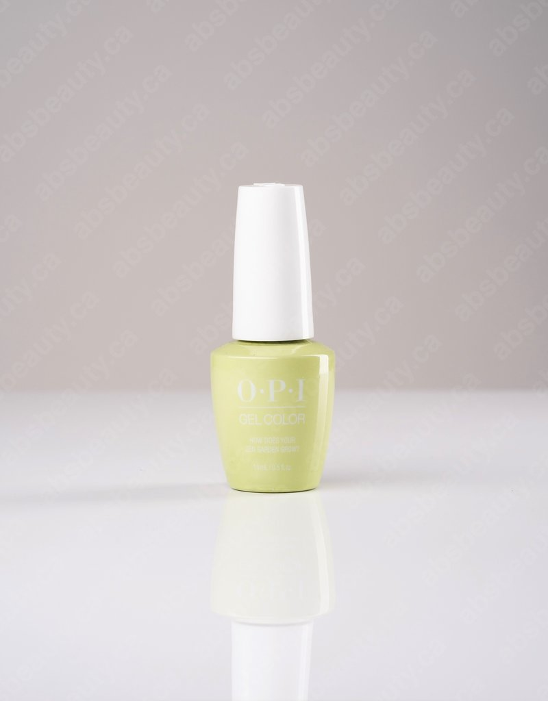 OPI OPI GC - How Does Your Zen Garden Grow? - 0.5oz