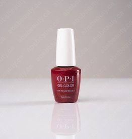 OPI OPI GC - I Love You Just Be-Cusco - 0.5oz