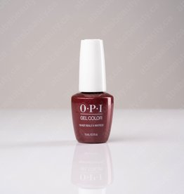 OPI OPI GC - I'm Not Really A Waitress - 0.5oz