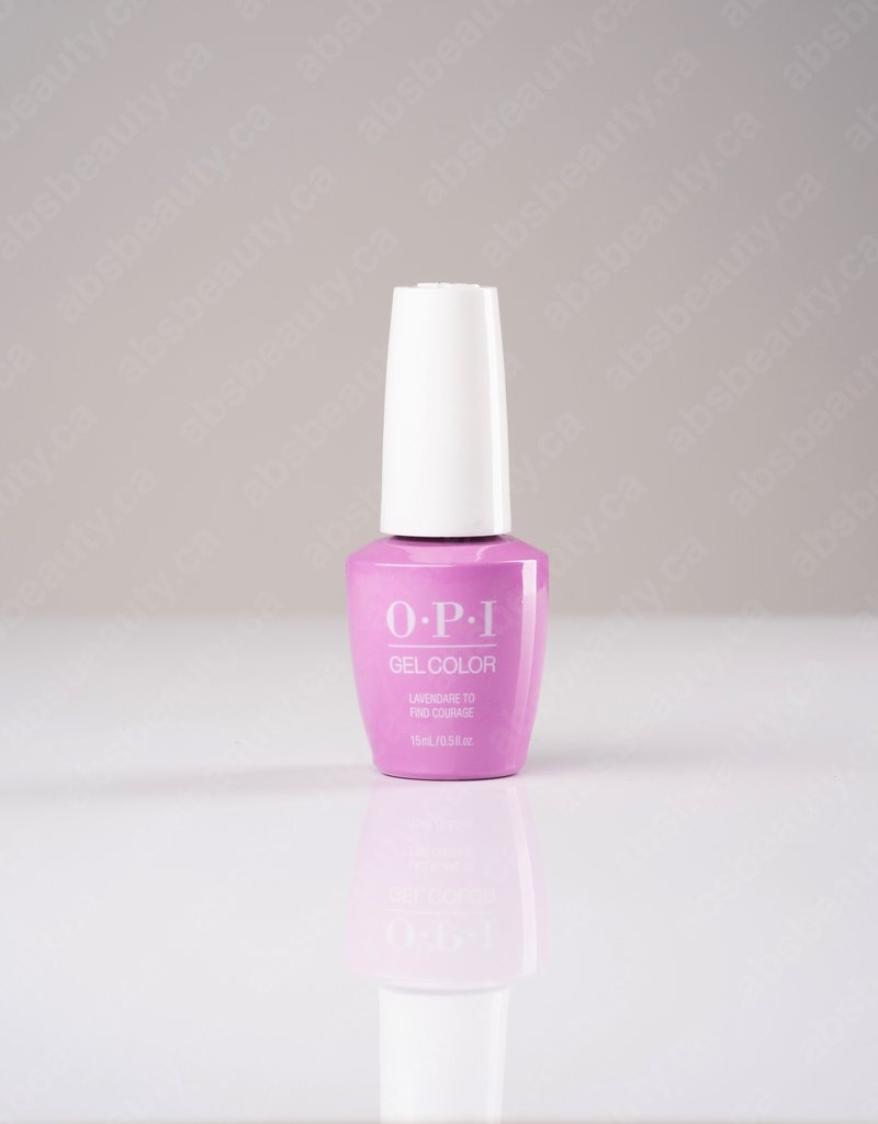 OPI OPI GC - Lavendare To Find Courage  - 0.5oz