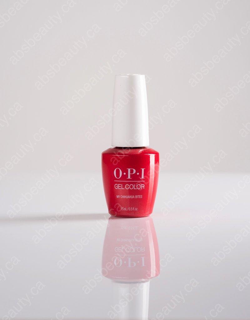 OPI OPI GC - My Chihuahua Bites - 0.5oz