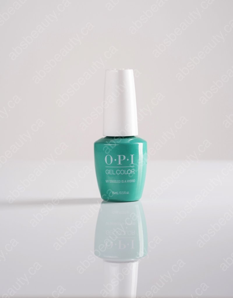 OPI OPI GC - My Dogsled is  a Hybrid - 0.5oz