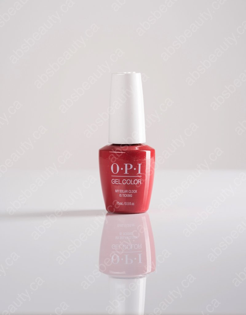 OPI OPI GC - My Solar Clock Is Ticking - 0.5oz