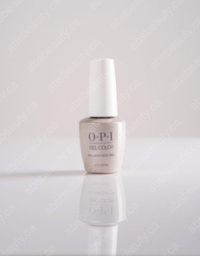 OPI OPI GC - Neo Pearl - Shellebrate Good Times! - 0.5oz