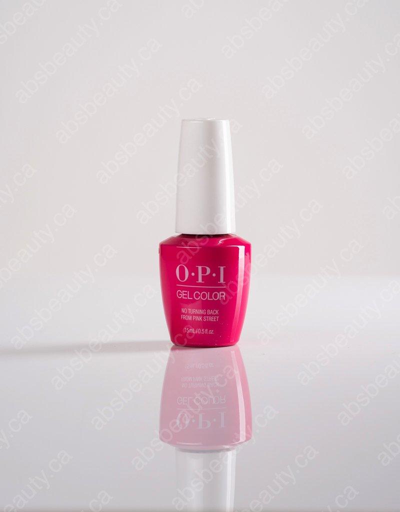OPI OPI GC - No Turning Back From Pink Street - 0.5oz