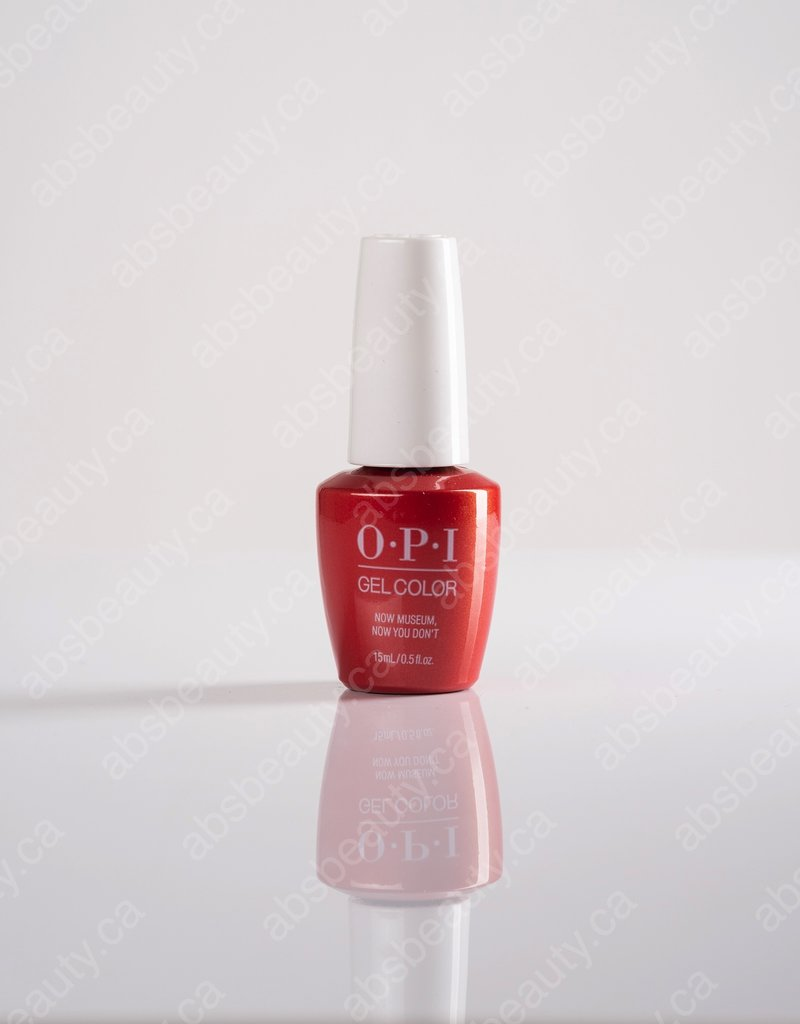 OPI OPI GC - Now Museum Now You Don't - 0.5oz