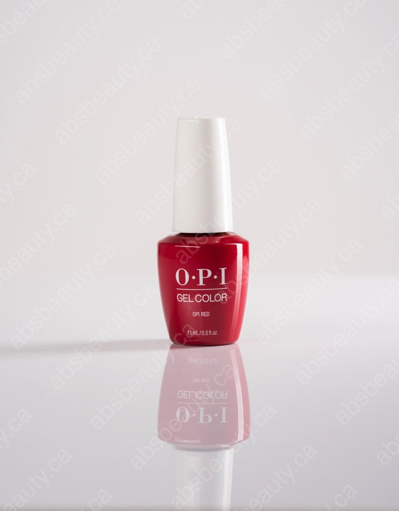 OPI OPI GC - OPI Red - 0.5oz