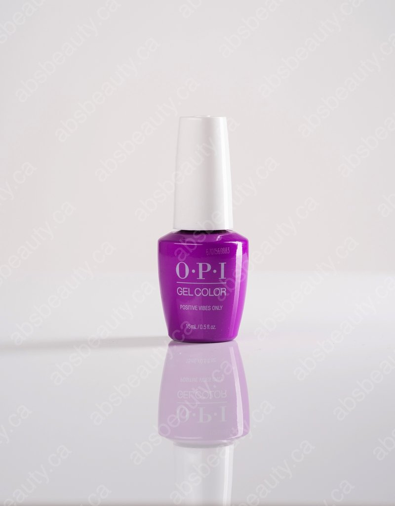 OPI OPI GC - Positive Vibes Only - 0.5oz