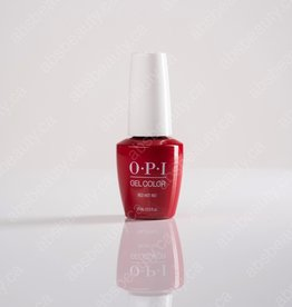 OPI OPI GC - Red Hot Rio - 0.5oz