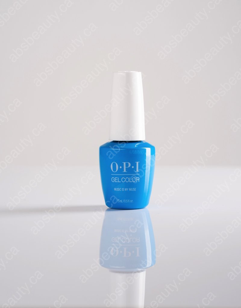 OPI OPI GC - Music Is My Muse - 0.5oz