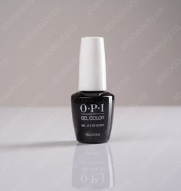 OPI OPI GC - SHH... It's Top Secret - 0.5oz