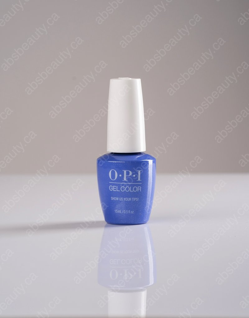 OPI OPI GC - Show Us Your Tips! - 0.5oz