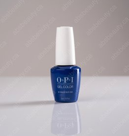 OPI OPI GC - Spring 2020 Mexico City - Mi Casa Es Blue Casa - 0.5oz