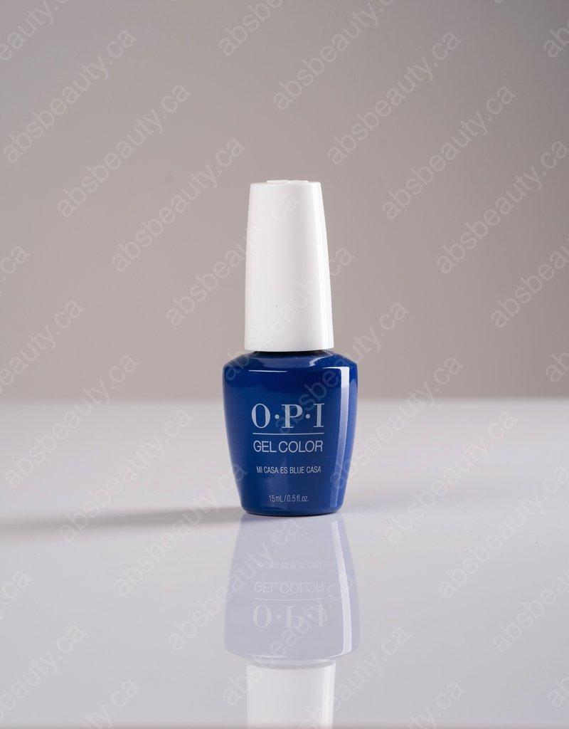 OPI OPI GC - Spring 2020 Mexico City - Mi Casa Es Blue Casa - 0.5oz