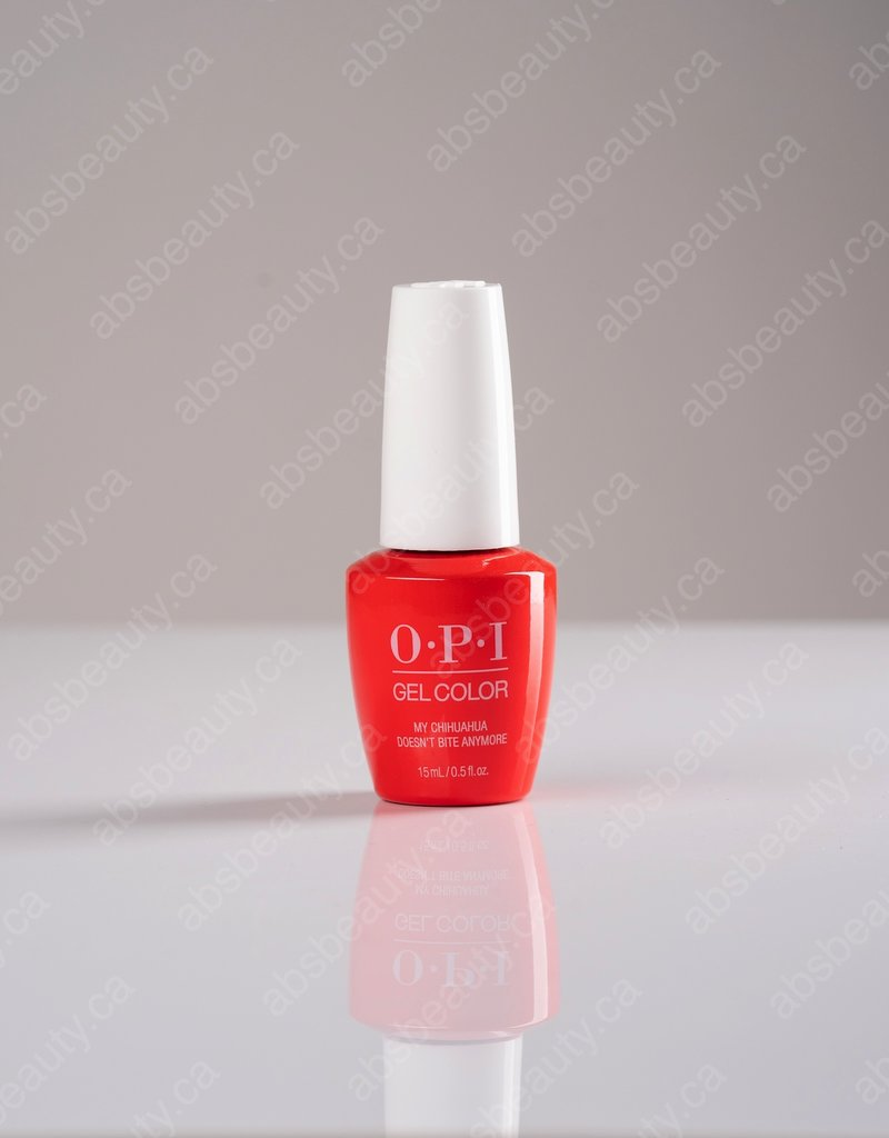 OPI OPI GC - Spring 2020 Mexico City - My Chihuahua Doesn't Bite Anymore - 0.5oz