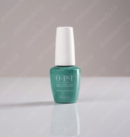 OPI OPI GC - Spring 2020 Mexico City - Verde Nice To Meet You - 0.5oz