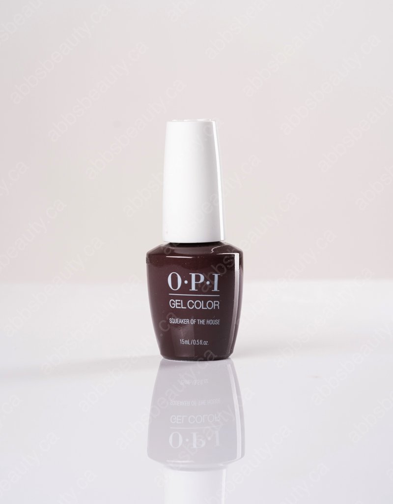 OPI OPI GC - Squeaker Of The House - 0.5oz