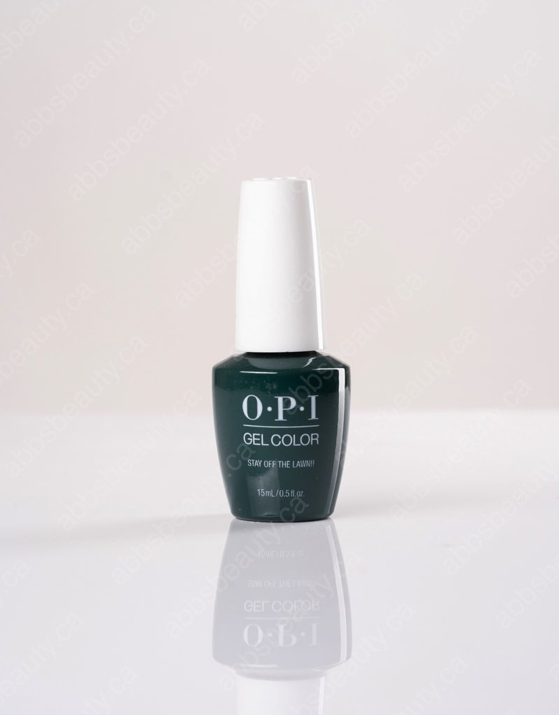 OPI OPI GC - Stay off the lawn! - 0.5oz