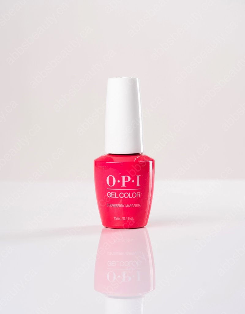 OPI OPI GC - Strawberry Margarita - 0.5oz