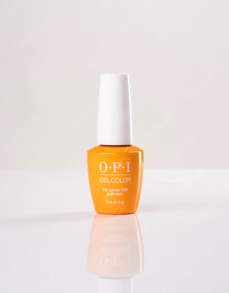 OPI OPI GC - Sun, Sea And Sand In My Pants - 0.5oz