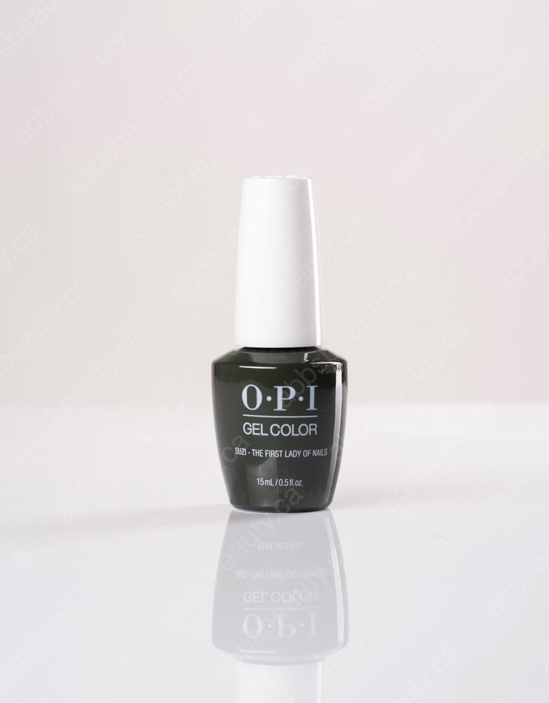 OPI OPI GC - Suzi-The First Lady Of Nails - 0.5oz