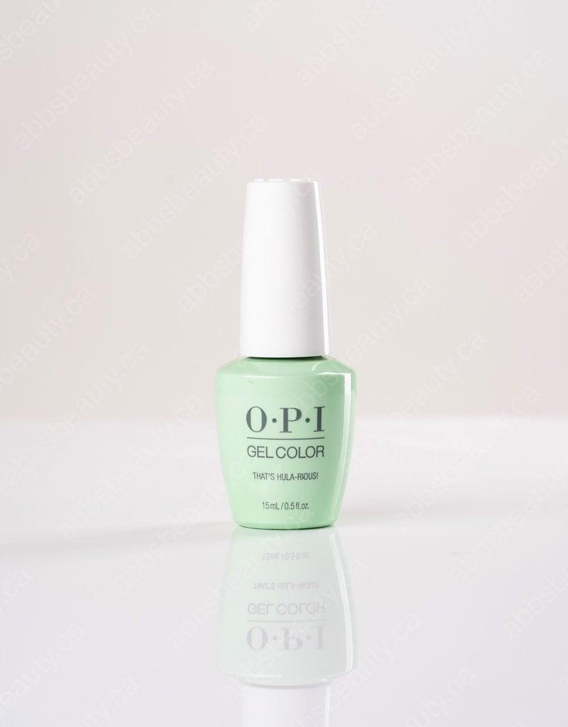 OPI OPI GC - That's Hula-rious - 0.5oz