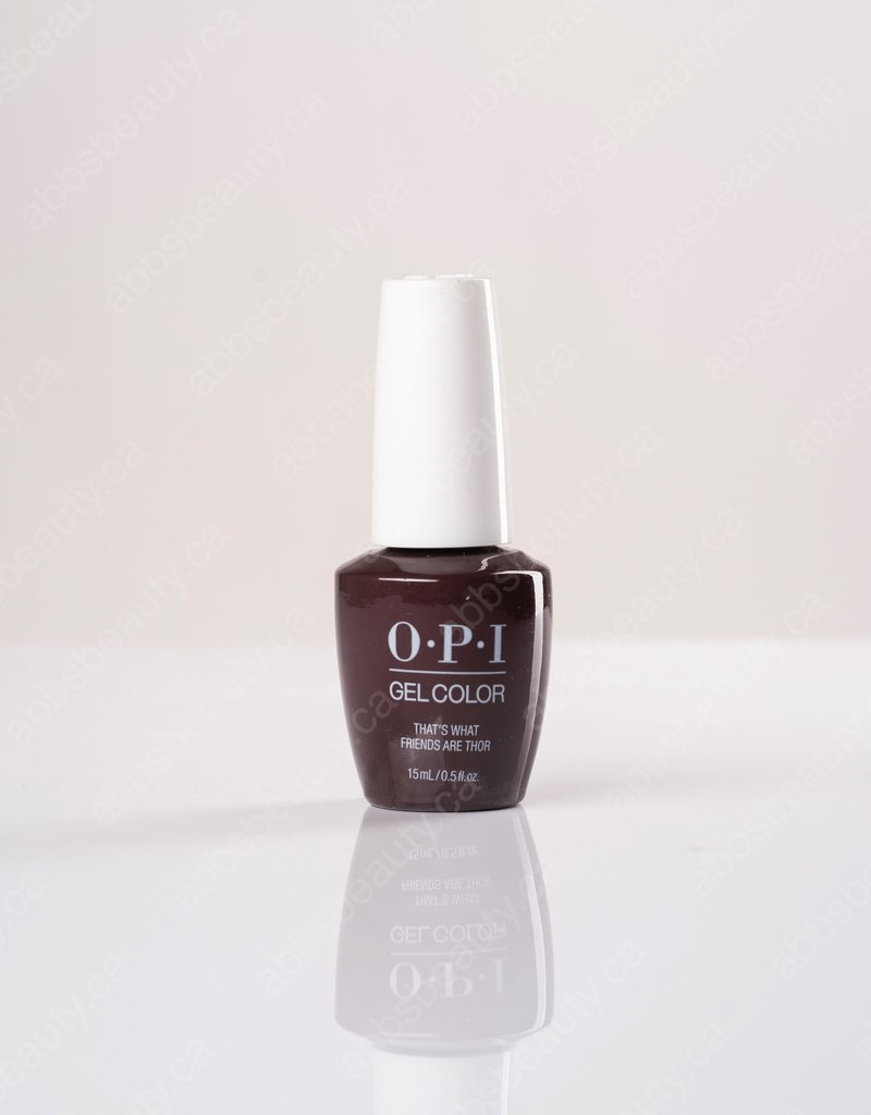 OPI OPI GC - That's What Friends Are Thor - 0.5oz
