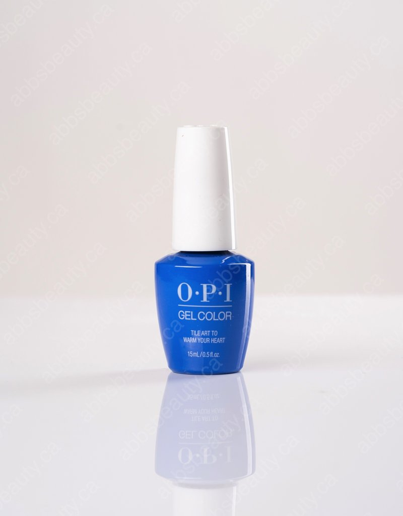OPI OPI GC - Tile Art To Warm Your Heart - 0.5oz
