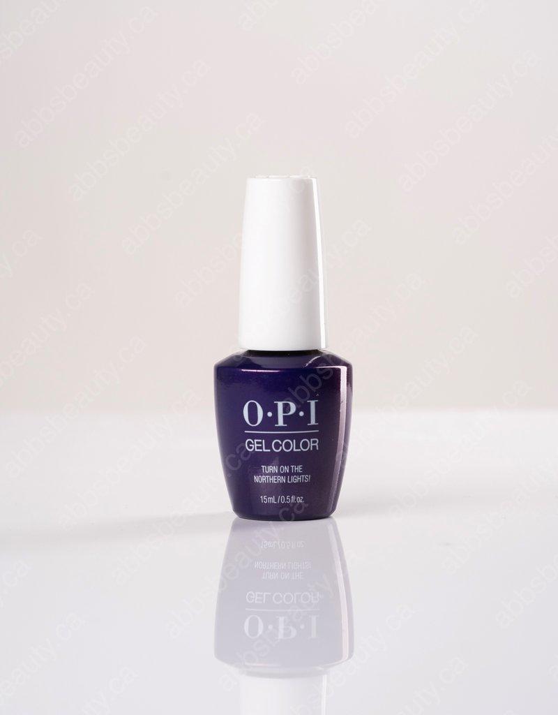 OPI OPI GC - Turn On The Northern Lights! - 0.5oz