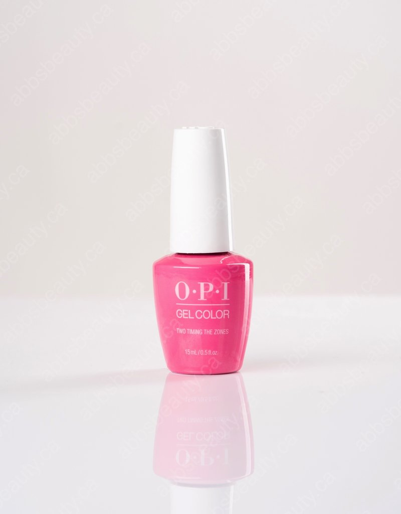OPI OPI GC - Two Timing The Zones - 0.5oz