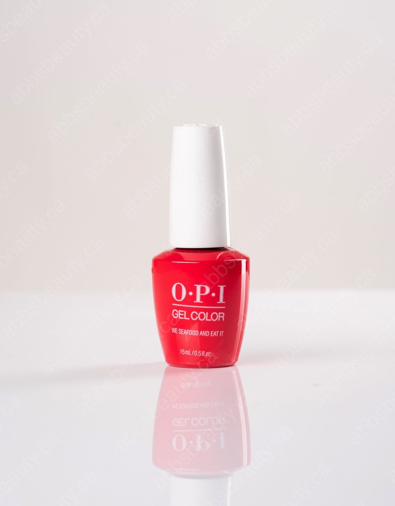 OPI OPI GC - We Seafood And Eat It - 0.5oz
