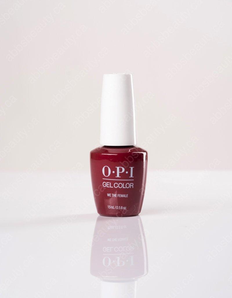 OPI OPI GC - We The Female - 0.5oz