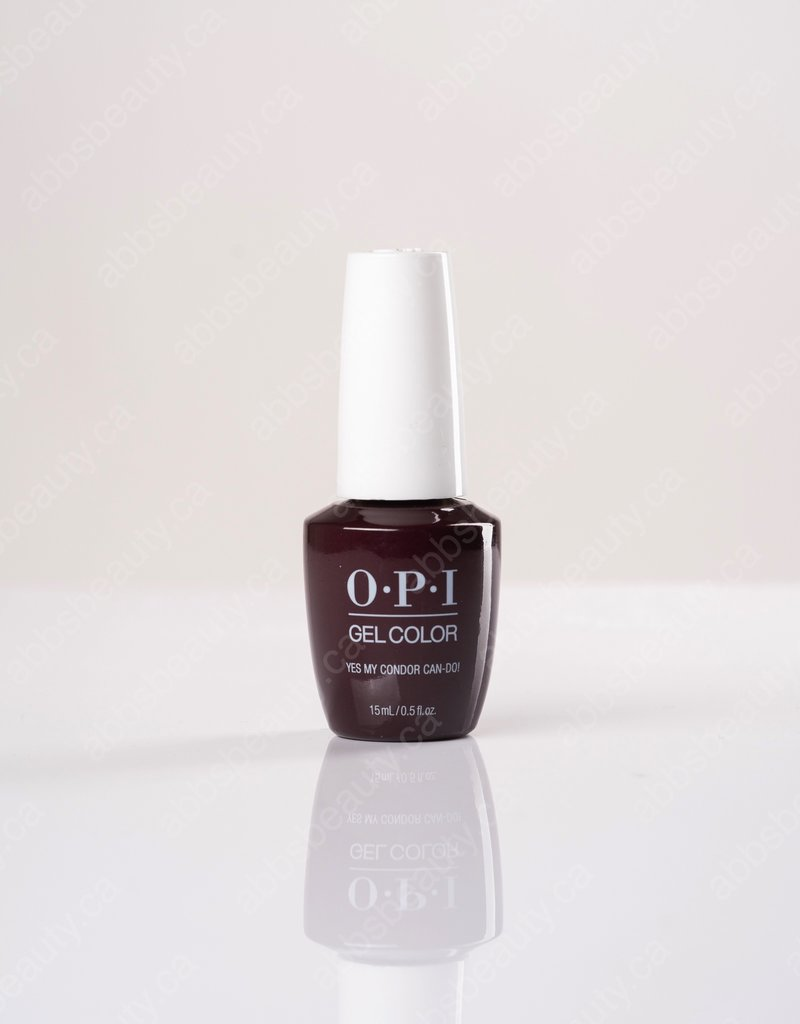 OPI OPI GC - Yes My Condor Can-Do! - 0.5oz