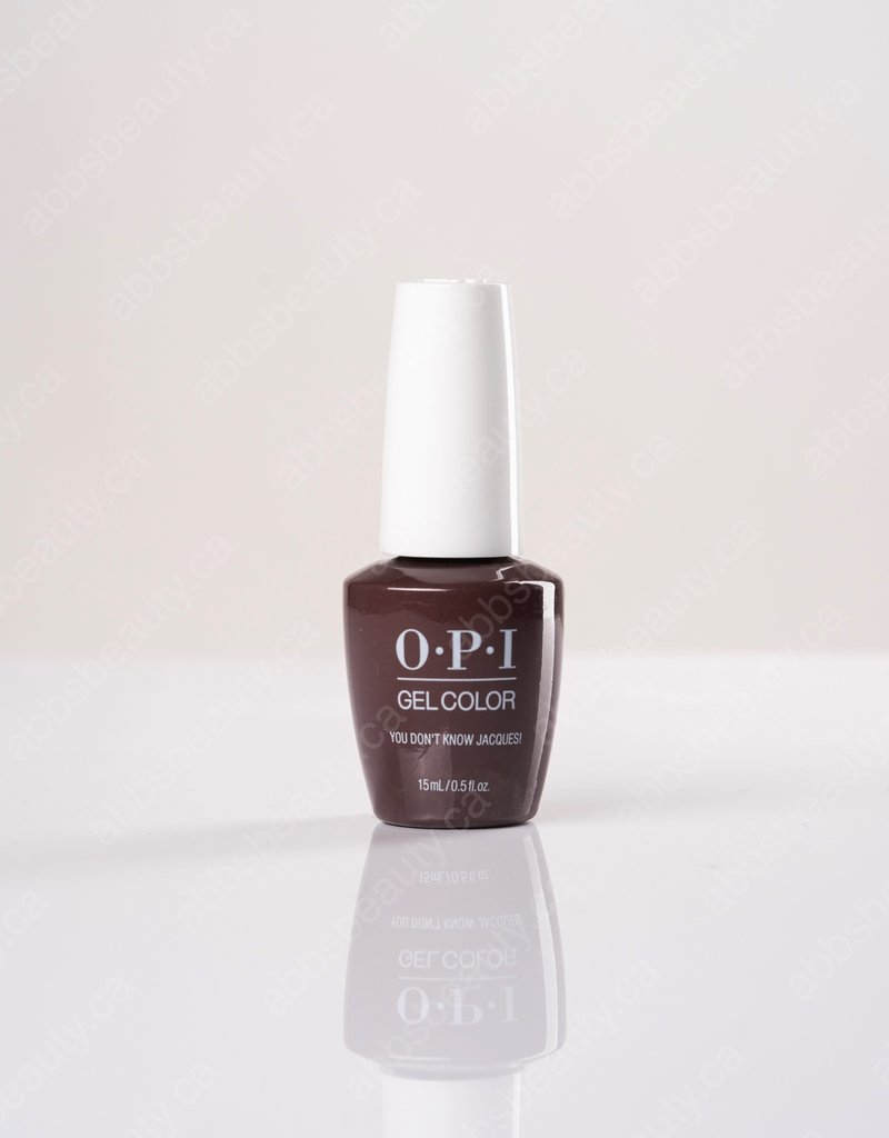 OPI OPI GC - You Don't Know Jacques! - 0.5oz