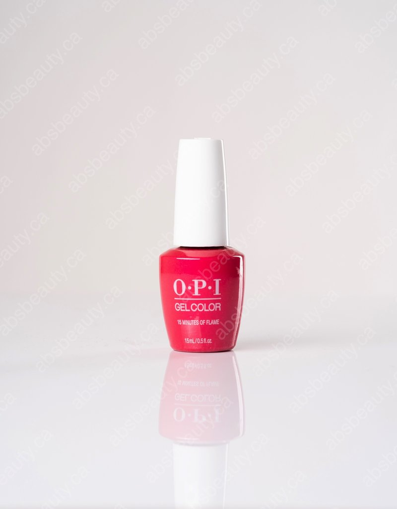 OPI OPI GC - Spring 2021 Hollywood - 15 Minutes of Flame - 0.5oz