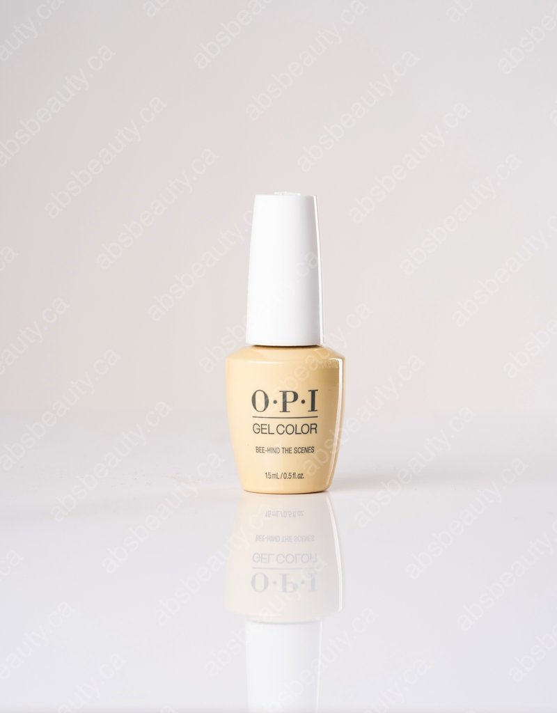 OPI OPI GC - Spring 2021 Hollywood - Bee-hind the Scenes - 0.5oz