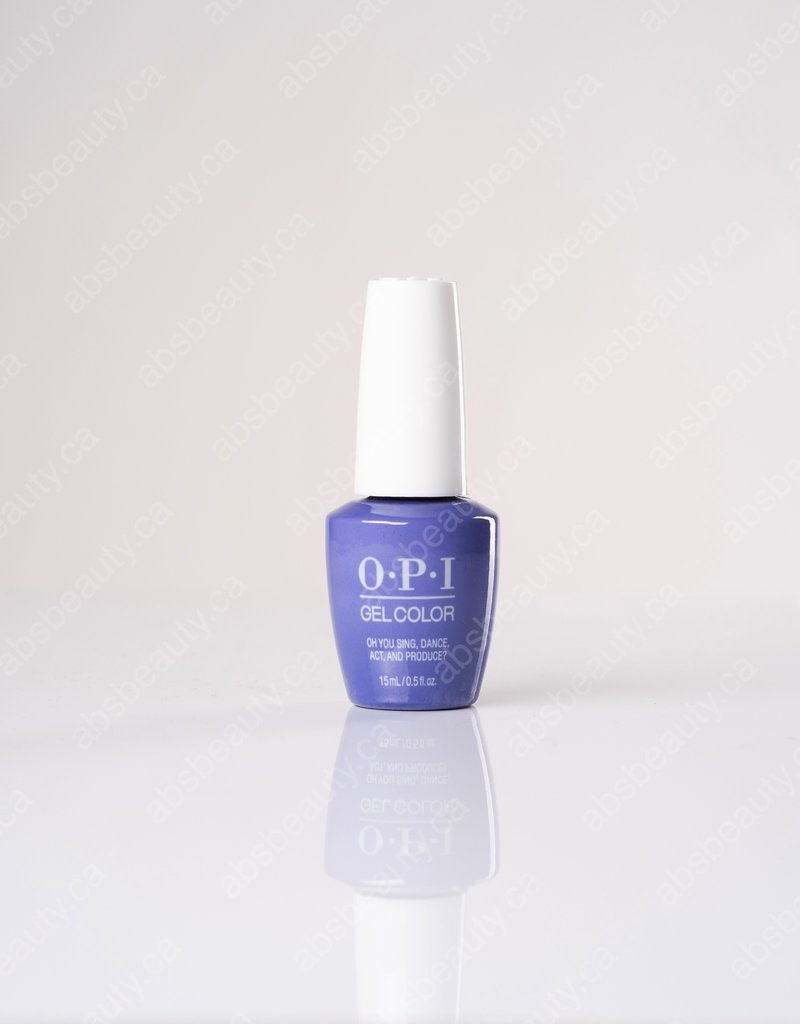 OPI OPI GC - Spring 2021 Hollywood - Oh You Sing, Dance, Act, and Produce? - 0.5oz