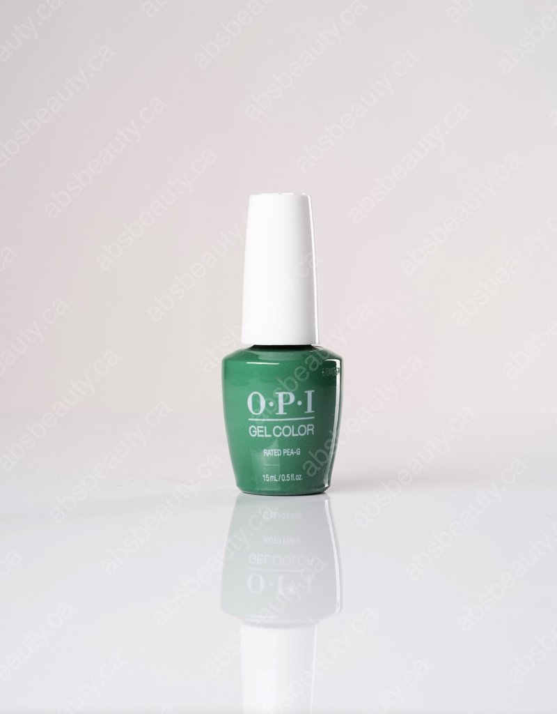 OPI OPI GC - Spring 2021 Hollywood - Rated Pea-G - 0.5oz